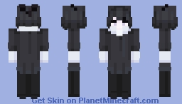 Creepy Susie Minecraft Skin