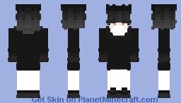 Aesthetic Glen Skin Minecraft Skin