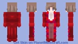 + - The Fourth Doctor // R.Q - + Minecraft Skin