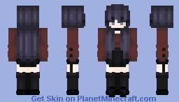 Yui Takahashi Minecraft Skin