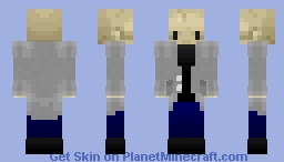 President Crunchy Minecraft Skin
