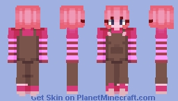 Fanvember #3 - For the generous and supportive MNekoChan! Minecraft Skin