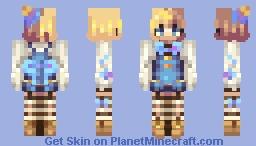 (8) fanvember - canday Minecraft Skin