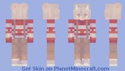 i gave in Minecraft Skin