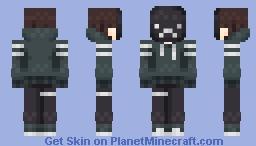 hey    Reshade (sorta) Minecraft Skin