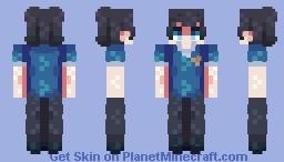 + Jonathan + Minecraft Skin