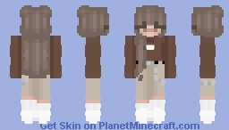 ❊ cozy vibes ❊ Minecraft Skin