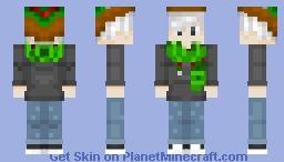 Zodiac856 Holiday upgrade Minecraft Skin