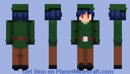 Lest We Forget... Minecraft Skin