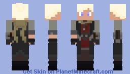 Robyn Hill (Rwby Volume 7) Minecraft Skin