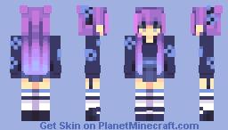 stay Minecraft Skin