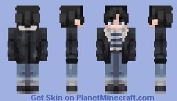 Winter Jacket Minecraft Skin