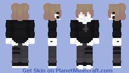 Jeremy (OC) Minecraft Skin
