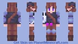 Fantasy Lands ~;~ Persona Minecraft Skin