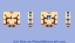 Yellow sweater Minecraft Skin