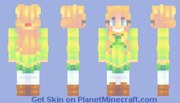fine on the outside Minecraft Skin