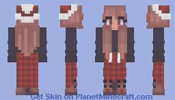 Christmas PJ's Minecraft Skin