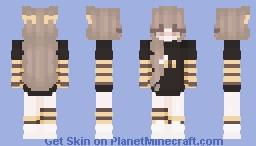 Bee ♥ Minecraft Skin