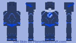 Frosht | The Frozen Flash - Custom Minecraft Skin