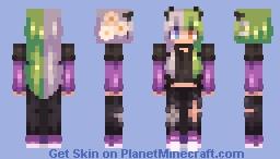 persona - salem (2) Minecraft Skin