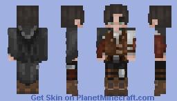 :+: Traveler :+: new oc Minecraft Skin