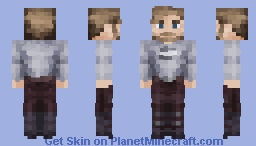 Star-Lord | Guardians of the Galaxy 2 Minecraft Skin
