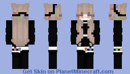 Lights ♥ Minecraft Skin