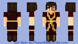 Zuko Minecraft Skin