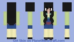 Mulan ~ Fairytale Contest Entry Minecraft Skin