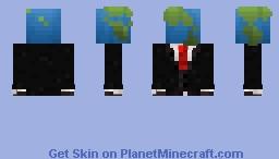 Happy birthday PMC!!! Minecraft Skin