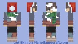 Zaleny - Christmas! Edition Minecraft Skin