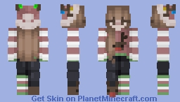 the most wonderful time of the year Minecraft Skin