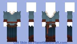 Adventurer's Dress ~DO NOT USE~ Minecraft Skin