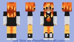 FIЯΣ. Minecraft Skin