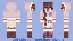 +-~𝒮𝓌𝑒𝑒𝓉 𝒮𝓃𝑜𝓌𝒻𝓁𝒶𝓀𝑒𝓈~-+ Minecraft Skin