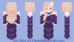 FS - Jessica Minecraft Skin