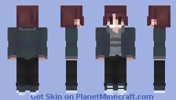 -+An Old Friend+- Minecraft Skin