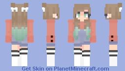 PMC's 10 Year Skin (Read Bio For More Info) Minecraft Skin