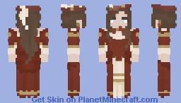 ♚Reine Rose🌹 Minecraft Skin