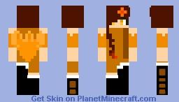 Gobble Gobble Happy Turkey Day Minecraft Skin