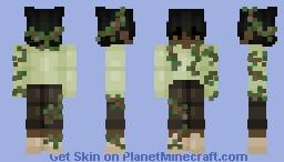 We're so Jaded Minecraft Skin