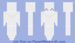 A Thankful Spirit Minecraft Skin