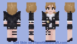 Someone from a game (Request) Minecraft Skin