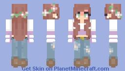 Skater Girl Minecraft Skin