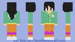 Corey (No Mask) Minecraft Skin
