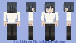 。╭⋟ studio ghibli - howl pendragon🏏৲、 Minecraft Skin