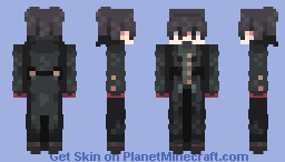 + Joker + Minecraft Skin