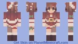 stocking stuffers - ce Minecraft Skin