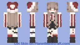 Christmas ♥ Minecraft Skin