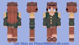 maple syrup Minecraft Skin